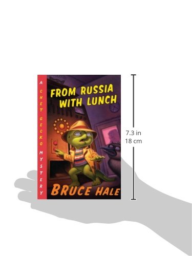 From Russia with Lunch: A Chet Gecko Mystery (14): Bruce ...