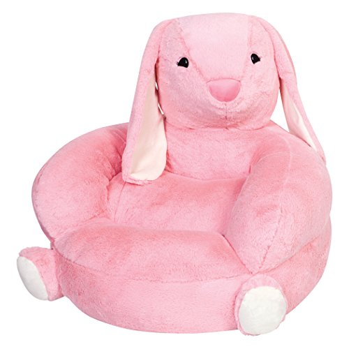 Trend Lab Kids Plush Character Chair, Bunny