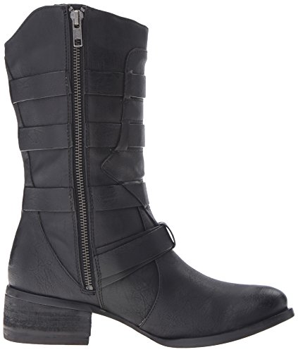 Not Rated Women's on Fleek Ankle Bootie Black jrQvHIzcJ1