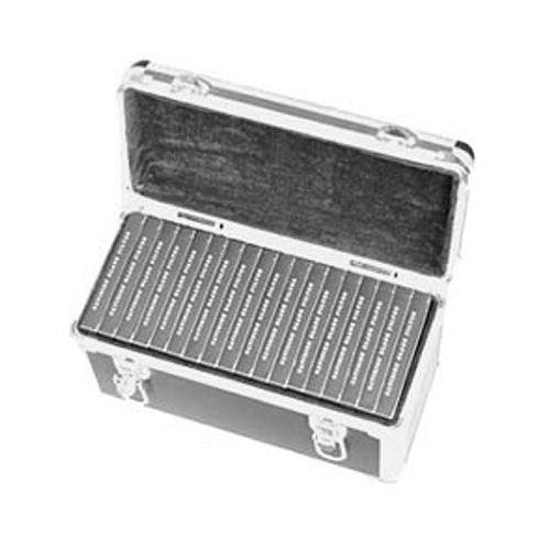 Cavision Hard Storage & Carry Case for 4'' x 4'' Filters, Holds 10 Filters by Cavision