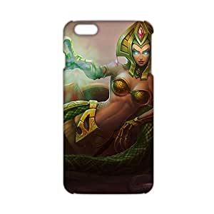 Fortune 3D Case Cover League Of Legends Phone Case for iPhone6 plus