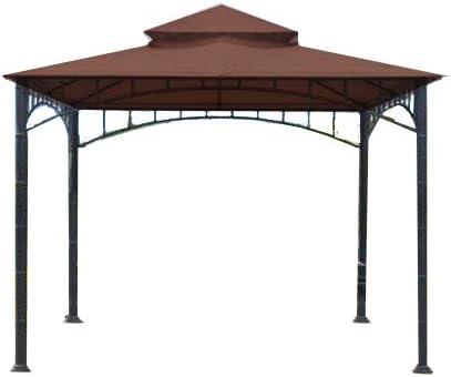 Garden Winds Toldo de Repuesto para cenador de Verano Veranda – RipLock – Nuez moscada: Amazon.es: Jardín