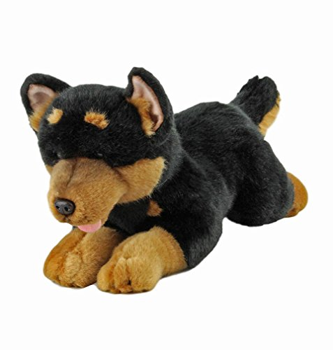 Bocchetta Plush Toys Kelpie Dog Stuffed Animal Gadget Small
