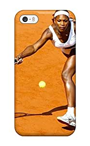 Iphone 5/5s Case Slim [ultra Fit] Venus Williams Tennis Protective Case Cover