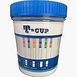 12 Panel Urine Drug Test Cup (100 Cups) AMP, BAR, BUP, BZO, COC, MDMA, MTD, OPI, OXY, PCP, TCA, THC