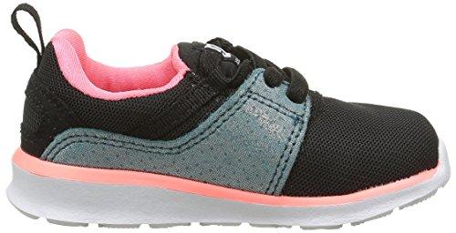 DC Shoes Mädchen Heathrow Low-Top Noir (Kmw)