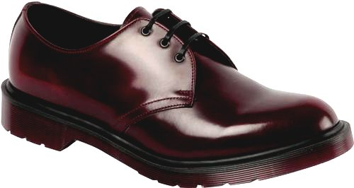 Dr. Martens Men's 1461 3-Eye Fashion Oxfords, Brown, Leather, 9 M UK, 10 M - Uk Shopping In