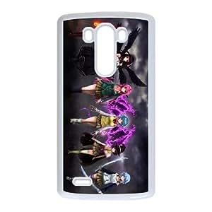 Rosario + Vampire LG G3 Cell Phone Case White W2285396
