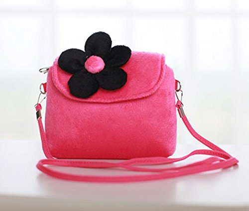 e553e02b7 Westeng Kids Little Girl's Shoulder Bag Beaded Handbag Cute Princess  Package Coin Purse for Best Gift to 1-6 Years Old: Amazon.co.uk: Luggage