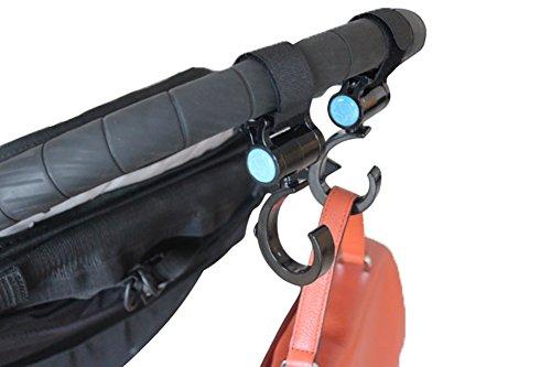 Stroller Hook Adjustable Versatile groceries