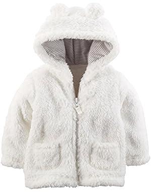 Unisex Baby Sherpa Jacket (Baby)