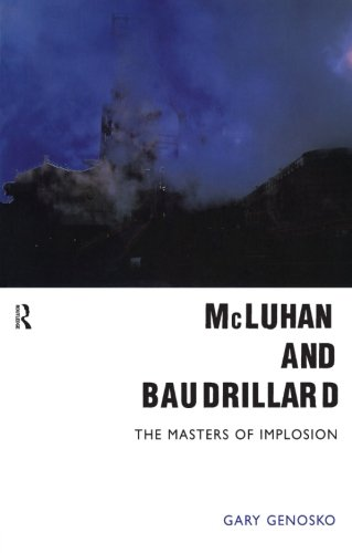 McLuhan And Baudrillard: The Masters Of Implosion
