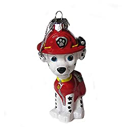 Paw Patrol Marshall Dalmatian Firefighter Puppy Blow Mold...