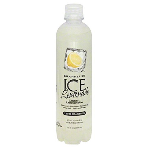 SPARKLING ICE FLAVORED WATER CLASSIC LEMONADE 17 OZ EACH (1)