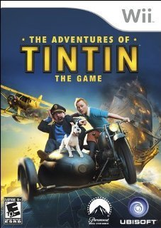 Ubi Soft The Adventures Of Tintin: The Game (Nintendo Wii) for Nintendo Wii for Age - 10 and Up (Catalog Category: Nintendo Wii / Action ) (Games Adventure Wii Action)