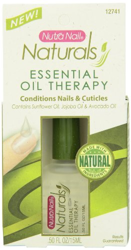 Nutra Nail Naturals Essential Oil Therapy, 0.5 Fluid Ounce