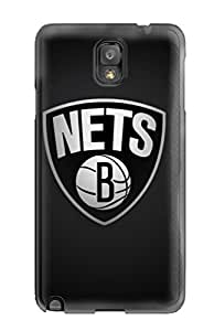 Discount U9KHWZ6HR5HQXNLZ brooklyn nets nba basketball (1) NBA Sports & Colleges colorful Note 3 cases