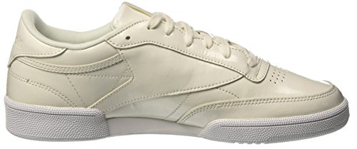 Club Patent Women's Auditor's Target Shoes Bs9776 White Value Black Reebok White C 85 Tennis UxZ5qfFq