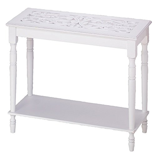Long Side Table, Top End Thin Long Console Table Living Room