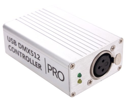 USB to DMX512 Controller Support ENTTEC E1.11 DC-DC Insul...