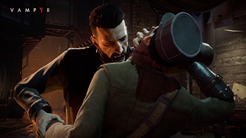 41rGJ 9pnXL - Vampyr - PlayStation 4
