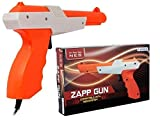 Video Game Accessories Brand New Zapper Light Gun Nintendo NES - Play Duck Hunt, Hogans Alley & More..
