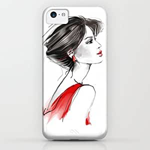 Society6 - Mimi iPhone & iPod Case by Tatiana-teni wangjiang maoyi