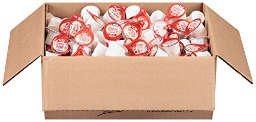 Coffee-mate Coffee Creamer, Creme vanille cannelle liquide Singles, 0,375-once crémiers (Pack de 180)