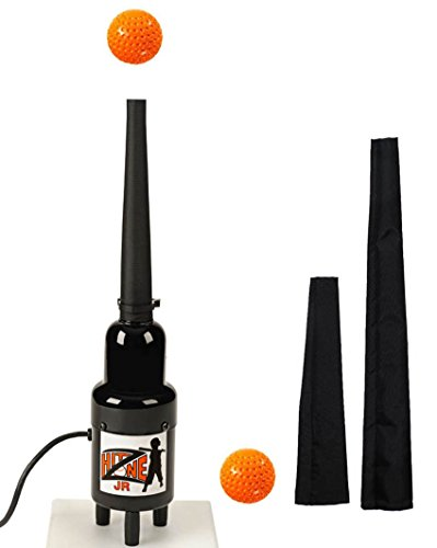 Great Training Aid For The Tee Ball Player - Boys & Girls! Ball Floats In Mid Air - Hit Zone Air Batting Tee - FREE BONUS - 14