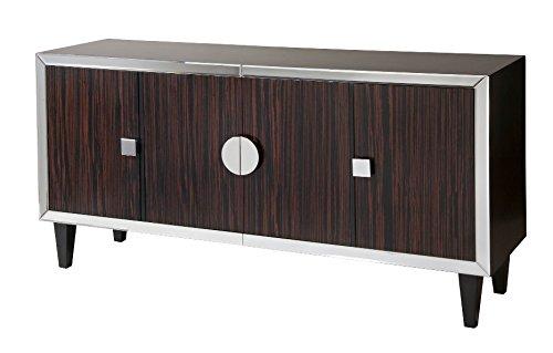 Stein World Furniture Brighton Console, Mirrored Surface