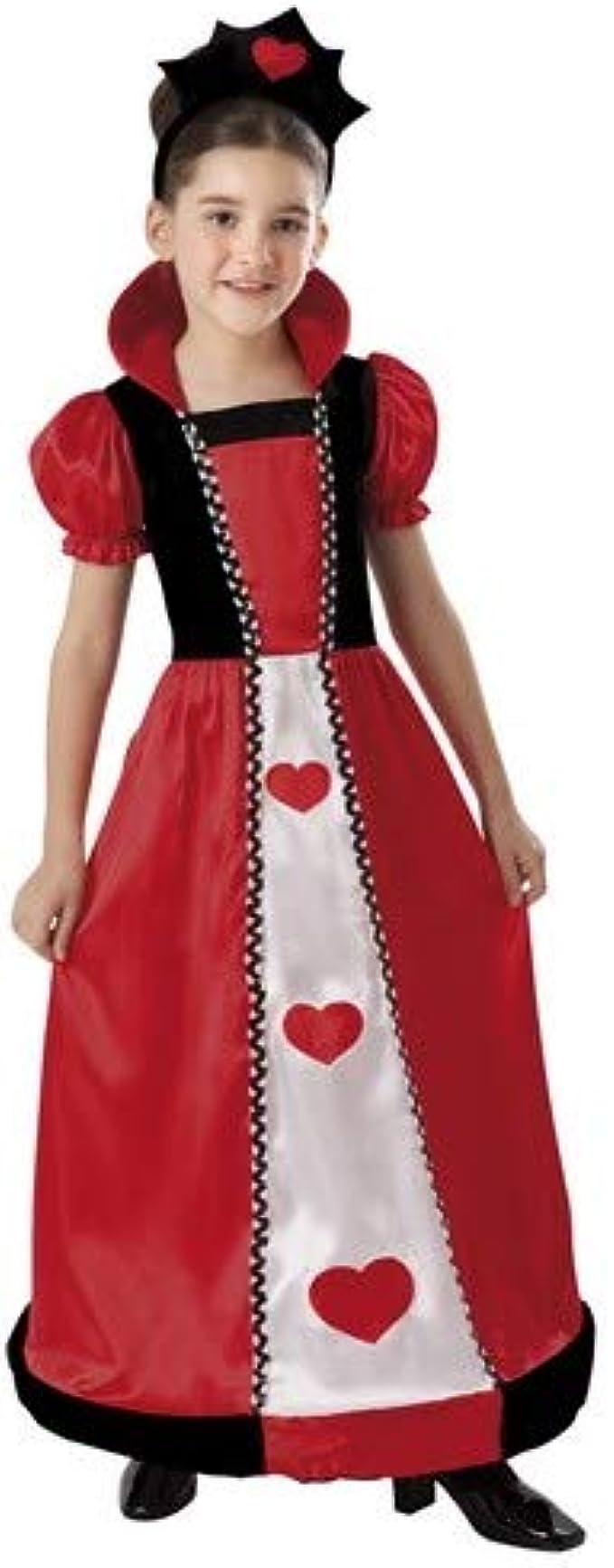 Disfraz Reina de Corazones en varias tallas: Amazon.es: Ropa y ...