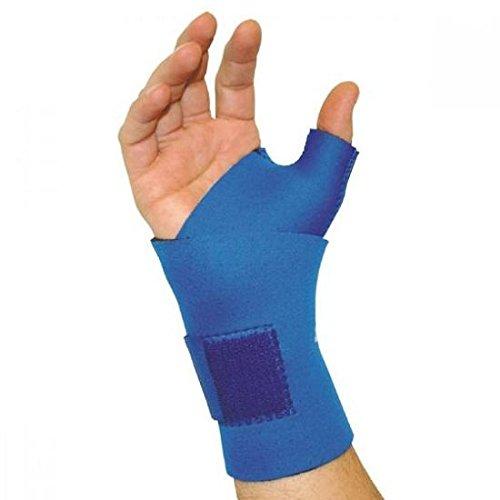 (Benik W-204 Wrist and Thumb Wrap, Small)