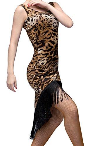 Scoop Neck Silk Skirt - 3
