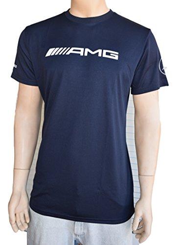 mercedes-benz-amg-dri-fit-shirt-for-men-short-sleeve-navy