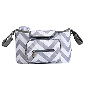 Baby Stroller Bag - Grey