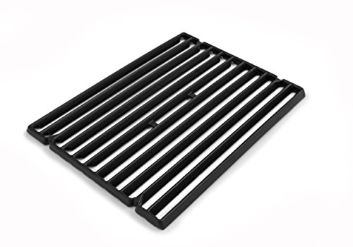 Broil King 11222 Cast Iron Cooking Grids for 44M BTU Gas Grills - Set of 2 by Broil King