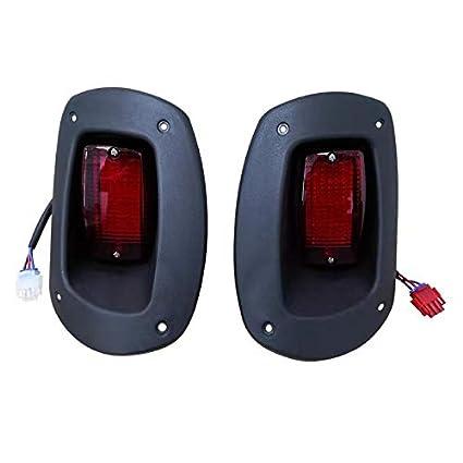 Amazon.com: No. 1 accesorios EZGO RXV carrito de golf 2008 ...