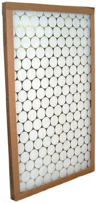 Glasfloss Industries PTA20241 PTA Series Heavy Duty Disposable Panel Air Filter, 12-Case by Glasfloss Industries