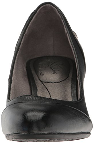 Women's LifeStride Black Pump Wedge Dreams dxYqa7