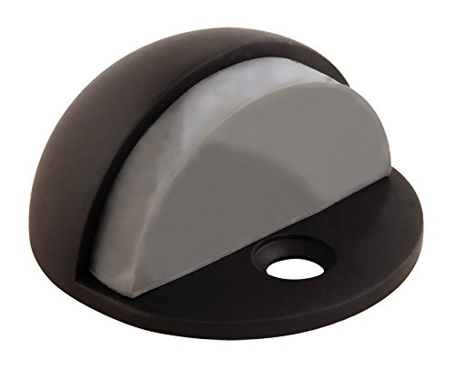 Design House 204743 Dome Door Stop, Oil Rubbed Bronze