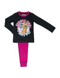 Warner Brothers Scooby Doo Girls Pyjamas - Age 3-10 Years