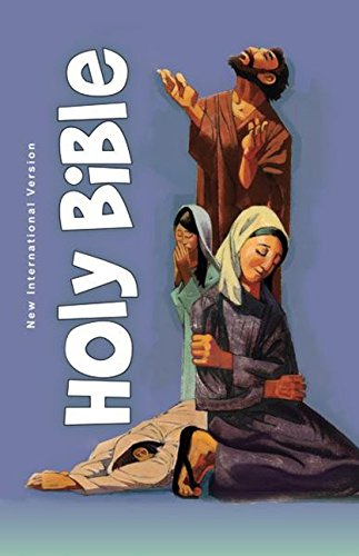 Read Online NIV, Children's Bible, Large Print, Paperback PDF
