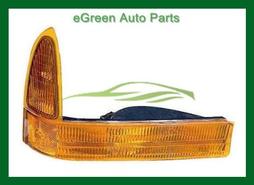 00-01 Excursion Park/Corner Light Lamp Right Passenger All Amber