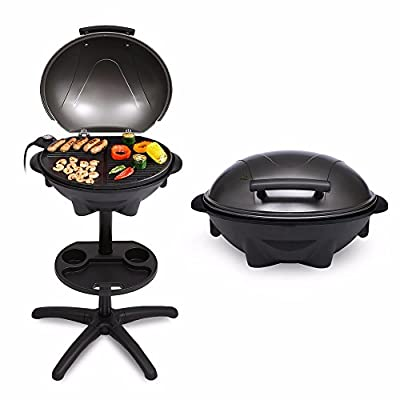Electric Contact BBQ Grill