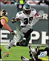 Brian Westbrook 2008 Action Art Poster PRINT Unknown 8x10