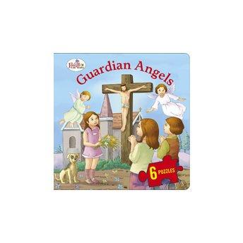 Guardian Angels (St. Joseph Beginner Puzzle Book)