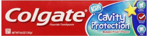 Colgate Dentifrice enfants cavité protection, 4,6 once