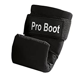 Goliath Labs Gravity Boots – For Upper Body Workouts – Comfortable, Sturdy Design – Easy to Use – Black