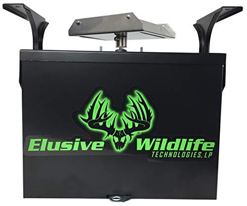 Elusive Wildlife - Caja de Control con Temporizador (12 V), Negro
