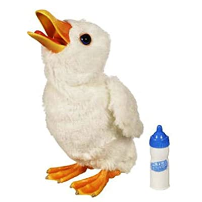 Fur Real Friends Collectible White Duckling: Toys & Games